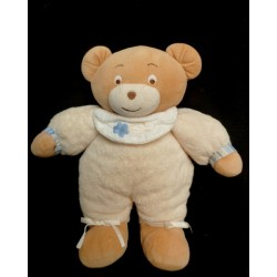 Doudou Ours AJENA beige...