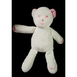 Doudou Ours Musti MUSTELA...