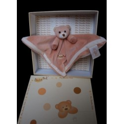 Doudou Peluche Ours BABY...