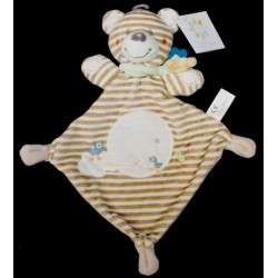 Doudou Ours NICOTOY Plat...
