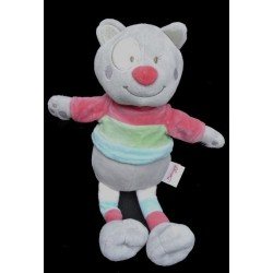 Doudou Ours Charline BENGY