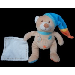Doudou Ours BABY NAT'...