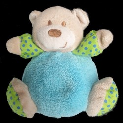 Doudou Ours PLANET PLUCH